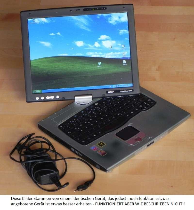 acer travelmate c310 tablettpc notebook mit touch ebay. Black Bedroom Furniture Sets. Home Design Ideas